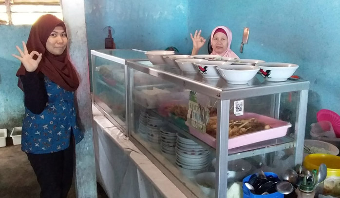 SDN Semolowaru IV Surabaya Sukses Wujudkan Zero Waste