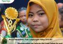 Alisya Ramadhani, Putri Lingkungan Hidup 2018 SD