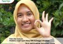 Febri Dwi Cahyani, Sosok Kalem Pembina Lingkungan Hidup SDN Airlangga I Surabaya