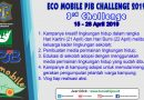 Challenge III Eco Mobile PJB 2019 (15-28 April)