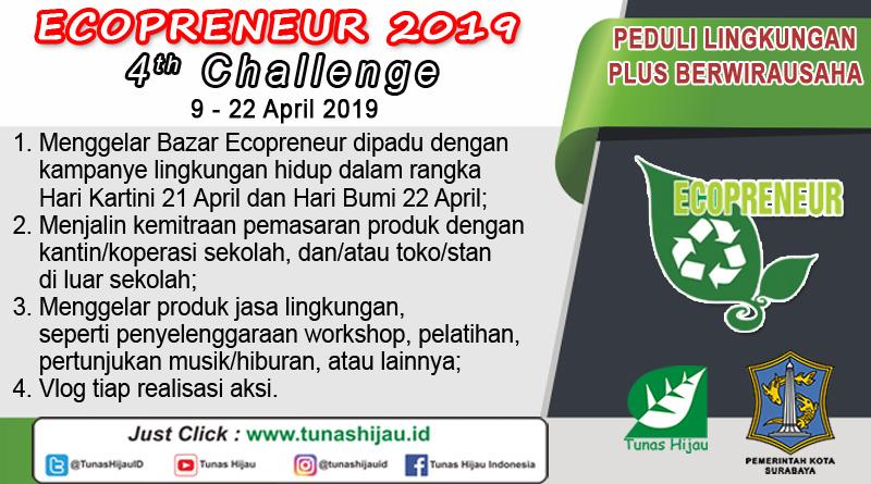 Challenge IV Ecopreneur 2019