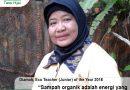 Diamah, Eco Teacher (Junior) of the Year 2018