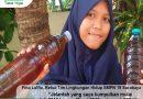 Fina Lutfia, Ketua Tim Lingkungan Hidup SMPN 19 Surabaya