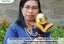 Ni Ketut Rohani, Kepala SMP Terbaik Ecopreneur 2018