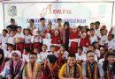 Walikota Risma Resmikan Gedung Sekolah Lombok Bantuan Warga Surabaya