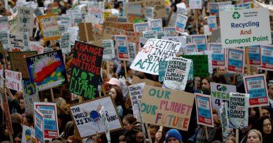 Isu Perubahan Iklim Masuk Peringkat Atas Keprihatinan Pemilih AS