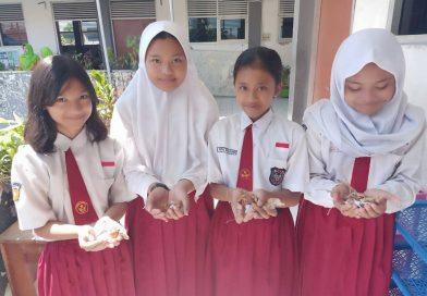 Limit Sampah ala SDN Dukuh Menanggal I Surabaya