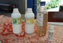 Lerak Anti Nyamuk dan Pencuci Pakaian Ramah Lingkungan SMPK Stanislaus I
