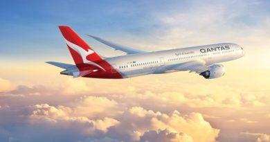 Qantas menerapkan penerbangan bebas sampah. Foto: qantas.com