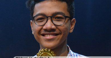 Mikhael Epafroditus Z, Runner Up Pangeran Lingkungan Hidup 2018 SMP