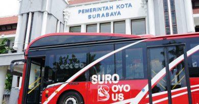 Botol Bekas Pembayaran Suroboyo Bus Terjual 150 Juta