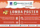"""Kontak Pendaftaran Lomba Poster """"Kendalikan Polusi Udara"""" Ganti Baru"""