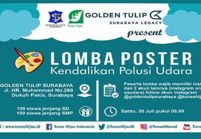 "Ikutilah Lomba Poster ""Pengendalian Polusi Udara"" SD dan SMP"