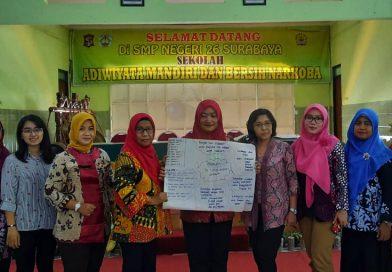 SD Wilayah 3 dan 4 Surabaya Adu Pengelolaan Lingkungan