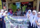 Sedekah Hijau ala SMPN 11 Surabaya