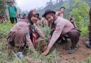 4000 Pohon Ditanam di Petak Hutan Desa Baledono, Pasuruan