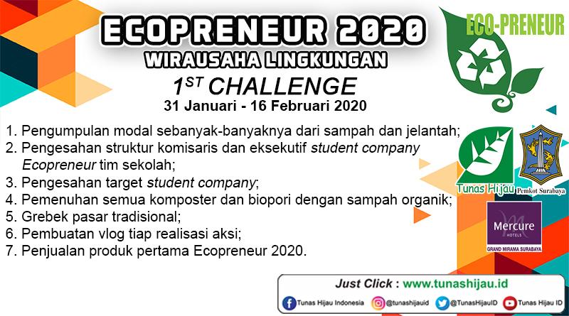 Challenge I Ecopreneur 2020