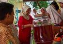 Bazar Ecopreneur SMPN 40 Surabaya Tak Pernah Sepi