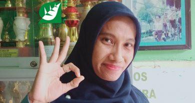 Nency Putri Muldas, Guru Penggerak LH SDN Pegirian II