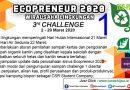 Challenge III Ecopreneur 2020