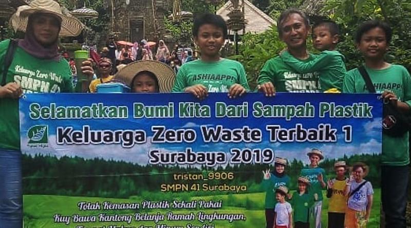 Ayo Realisasikan Keluarga Zero Waste 2020