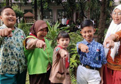 Peserta yang Lolos Mengikuti Seleksi III Pangeran Puteri LH 2020 SMP
