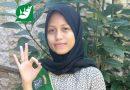 "Fatimah, Puteri ""Masker Kulit Pisang"" LH 2019 SMP"