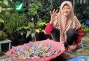 Estetia Mustika Shani, Pejuang Sampah Plastik