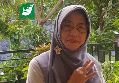 Hindajati, Pembina Lingkungan Hidup SMPN 41 Surabaya