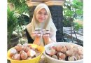 Elza Wahyu Ramadhani, Olah Kulit Telur untuk Pasta Gigi