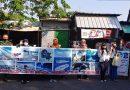 SDN Banyu Urip III Kampanye Diet Kantong Plastik di Pasar Tradisional