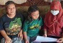 SDN Babat Jerawat II Datangi Rumah Siswa Untuk Realisasikan Keluarga Sadar Iklim