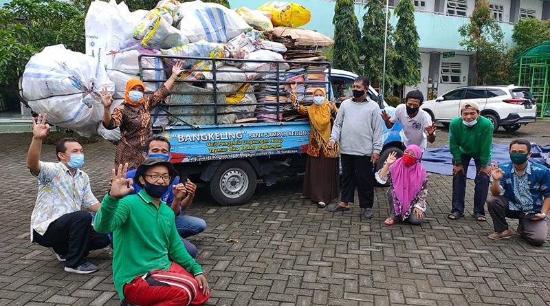 Trash To Cash For Disaster 2021 Berhasil Kumpulkan 10 Juta Rupiah