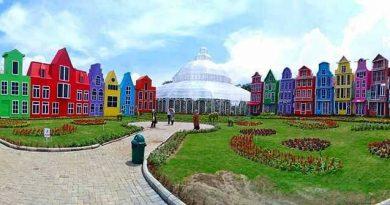 Flora Wisata di Malang dengan Banyak Spot Foto Kekinian