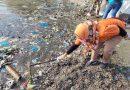 Sampah 3/4 Truk Dikumpulkan Melalui Bersih Pantai Kenjeran Seri-40