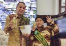 Empat Finalis Pangeran dan Puteri LH 2021 Kalsa Pamer Proyek Kepada Wali Kota Eri