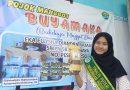 Eka Ellysha, Olah Sampah Organik dengan Maggot BSF