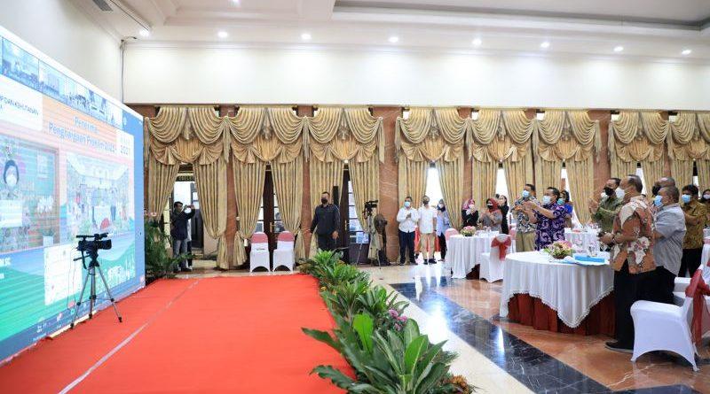 10 Kampung Surabaya Raih Penghargaan Proklim Kementerian Lingkungan Hidup & Kehutanan